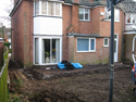 PDJ Builders - Domestic building, extension project 1